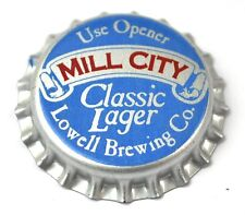 Mill City Classic Camp Lowell brewing birra tappo bottiglia USA Soda