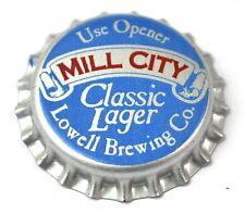 Mill City Classic Lager Lowell Brewing Beer Bier Kronkorken USA Soda Bottle Cap