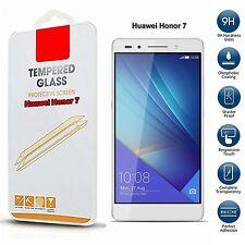 verre trempé pour Huawei Honor 7 Téléphone portable Protecteur d'écran