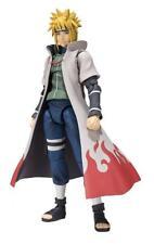 S.H. Figuarts Naruto Namikaze Minato Action Figure Bandai Toy Xmas Gift Us Stock