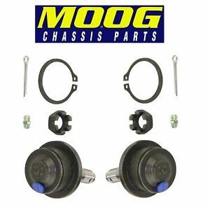Moog K500017  Set of 2 Front Lower  Ball Joints For  GX460+GX470,Toyota 4Runner