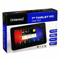 """Intenso TAB 704 / 17,78cm (7"""") / 1 GHz / 4GB / 512MB Tablet mit Android"""