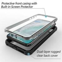 With Screen Protector 360° Full Coverage Case Cover For iPhone XS Max XR X 6 7 8