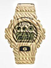 Casio G-Shock Gold Zebra Edition, DW-6900ZB-9ER, Alarm, Stoppuhr, Timer