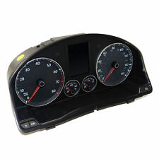 VW Eos 1F 2,0TFSI 3,2L V6 speedometer gauge cluster 160mph 1Q0920973B