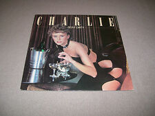 "Charlie – Fight Dirty - Arista 12"" Vinyl LP - 1979 - NM-"