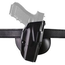 Safariland Glock 19, 23 6378 Als Concealment Paddle Holster, Plain Black, Right