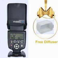 Yongnuo YN-560 IV Flash Speedlight for Canon Nikon Pentax Olympus/560III+Gift