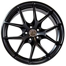 AodHan LS007 17X7.5 +35 5X120 Black Wheel Fits Bmw E90 F30 325 328 330 335I