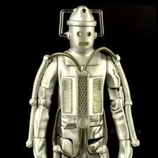 "5"" Doctor Who Action Figure Cyberman Moonbase Tomb of the Cybermen Loose New 46"