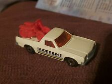 Vintage Lesney Matchbox Superfast Holden Pickup Superbikes