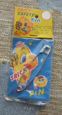 Vintage Old Store Stock Trick Magic Toy Mint In Package