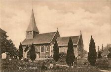 CAPEL( Surrey) :  Capel Church -FRITH
