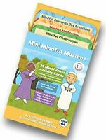 Mindfulness Activity Cards 25 Pack- Mini Mindful Muslims - Learning Islam Kids