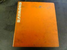 Raymond 201 211 Forklift Maintenance Manual