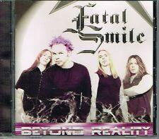 FATAL SMILE - BEYOND REALITY (SWEDISH HEAVY GLAM/SLEAZE KINGS) (SOTRCD003) CD