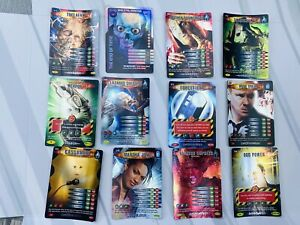 Doctor Who Battles in Time Cards - Ultra and Super Rare - Good Condition.