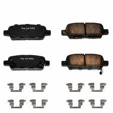 Disc Brake Pad Set-Z17 Evolution Plus Disc Brake Pad Rear POWER STOP 17-905