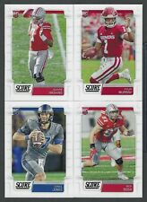 2019 Score Football  BASE ROOKIE  SINGLES  (YOU Pick  Your Player) FREE SHIPPING