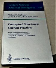 computer book LECTURE NOTES IN ARTIFICIAL INTELLIGENCE 835 Conceptual Structures