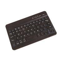 PF Aluminum Wireless Bluetooth Mini Keyboard For MAC IOS Android Windows PC Tabl
