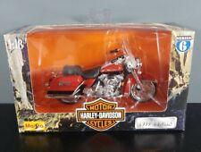 Maisto Harley Davidson 1:18 1999 FLHR Road King Red Series 6