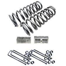 """750530 1988-1998 GM PICKUP / SUV 3"""" Front 2"""" rear LIFT SPRINGS Brand New 755830"""