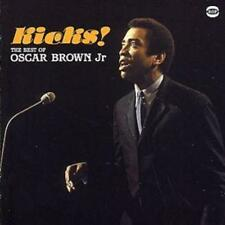 Oscar. Brown Jr. : Kicks! The Best of Oscar Brown Jr. CD (2004) ***NEW***