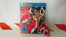 Persona 5 Royal Steelbook Edition & pin PlayStation 4 ps4 nuevo New Sealed