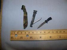 1/6 Scale Dragon British Modern Bayonet, Sheath & Carrier