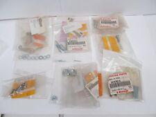 (48) OEM Kawasaki ASSORTED NUTS BOLTS, PAN SCREWS, COTTER PIN LOT