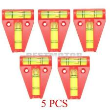 5X Spirit T Level For Camper Trailer Motorhome Boat Accessories Parts Car 2 Way