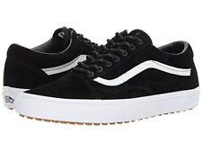 Vans Old Skool MTE Black/True White Men's Classic Skate Shoes Size 8