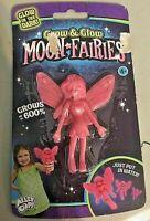 FAIRIES Glow and Grow Moon Fairies put in water grows 600% Glows in the dark 9d