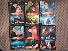 DR WHO BBC SERIES READING BOOKS X 6 MINT CONDITION