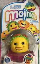 Mojimoto Taco Animated Talk Back Moji New In Package