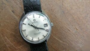 OMEGA Seamaster Cosmic Automatic Watch 166023 Tool 105 Stainless  AS-IS