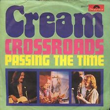 7inch CREAM crossroads GERMANY EX +PS ERIC CLAPTON