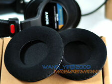 Velour Ear Pads Cushion For SONY MDR 7506 V6 CD900ST CD700 DJ Headphones AU