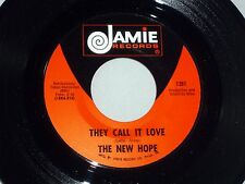 New Hope: They Call it Love / Won't Find Love   [Unplayed Copy]