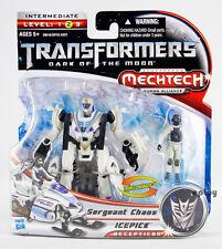 Transformers Movie 3 Human Alliance Sergeant Chaos & Icepick Figure