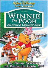 Winnie the Pooh alla ricerca di Christopher Robin (1997) DVD Nuovo NON Sigillato