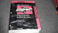 1994 Toyota T100 T 100 TRUCK Pick Up Service Shop Repair Manual OEM FACTORY