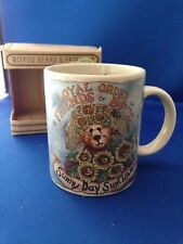 New In Box Boyds Bears & Friends Sunny Day Sunflowers Coffee Cup Bloomin' Mug