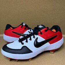 Nike Alpha Huarache Elite 2 Low Metal Baseball Cleats Size 9.5 & 10.5