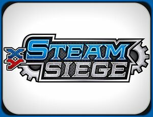 XY Steam Siege Booster Code Cards ~ Pokemon Online TCGO Codes Digital Delivery