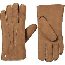BRAND NEW UGG AUSTRALIA WOMENS SHEEPSKIN GLOVES COLOUR CHESTNUT SIZE XL RRP £130