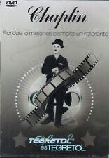 CHAPLIN- Porque Lo Mejor es Siempre Un Referente Vol. 1 - DVD, NEW