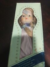 "Porcelain doll Lucie Sable Imports 14"""