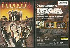 DVD - TREMORS 4 avec MICHAEL GROSS / COMME NEUF - LIKE NEW